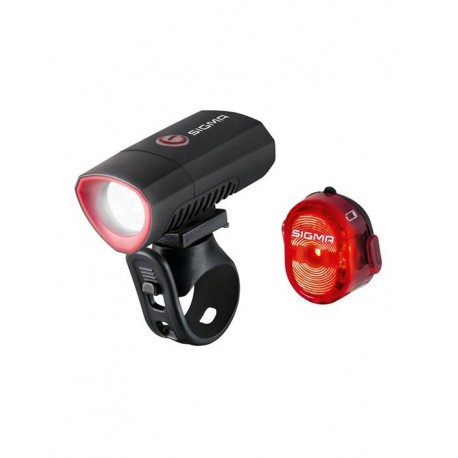 Zestaw lamp Sigma Buster 300 / Nugget 120lum USB