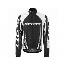 Kurtka Scott Authentic Windbreaker czerwona