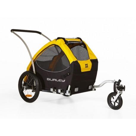 Przyczepka rowerowa dla zwierząt Burley Tail Wagon